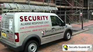 Security Guards in the Midlands - Security Guards UK