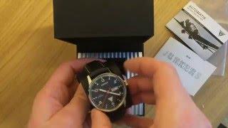 Оригинал - Наручные часы - Junkers 6966-2 G38
