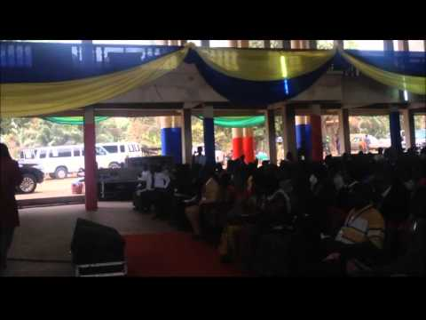GHANA PASTORS CONFERENCE PART2 -PROPHET DR.OWUOR -