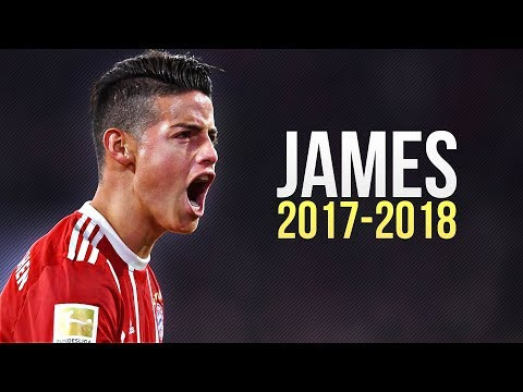 James Rodriguez - OVERALL • Skills & Goals 2017/2018
