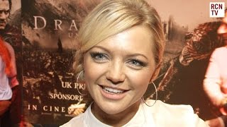 Hannah Spearritt Interview - S Club 7 Reunion ?