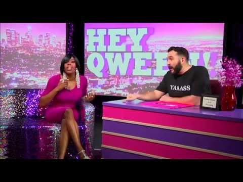 RuPaul's Drag Race Star Jasmine Masters on Hey Qween with Jonny McGovern