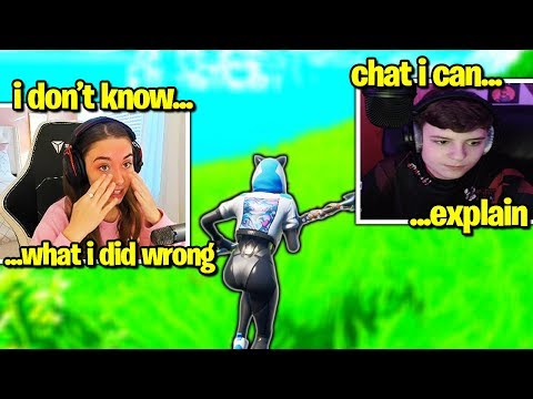 SOMMER *HEARTBROKEN* after CLIX *DITCHES* Her on FIRST DATE! (Fortnite World Cup)