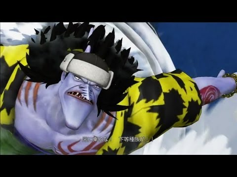 [PS3] ONE PIECE 海賊無双 第3話 「偉大なる航路」から来た怪物