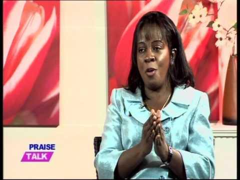 Praise Talk Show - Sheila Elliot - her book My business is my business part 1