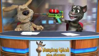 Talking Tom & Ben News!!!!!! the BIG fight 2