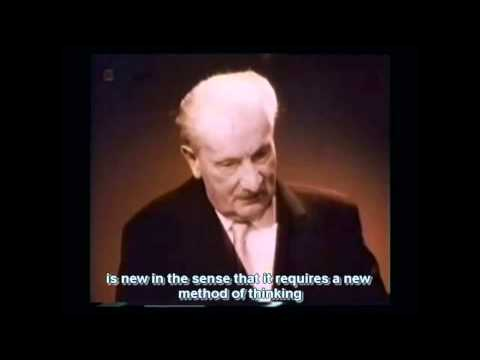Heidegger on Language, Being and Thinking