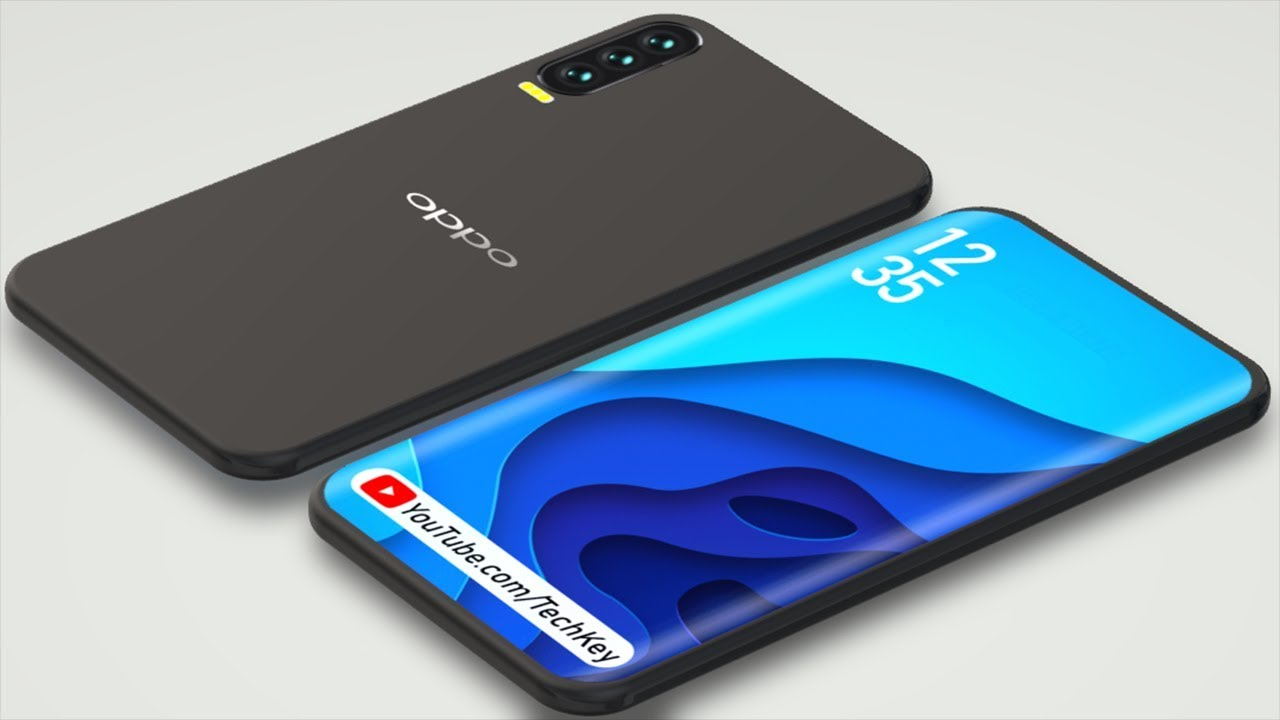 Oppo F11 Pro - 30 MP Selfie Camera, 5G, Triple Camera, Android 9 0 (Concept)