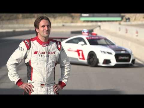 Audi Sport TT Cup: Interview Markus Winkelhock (english)