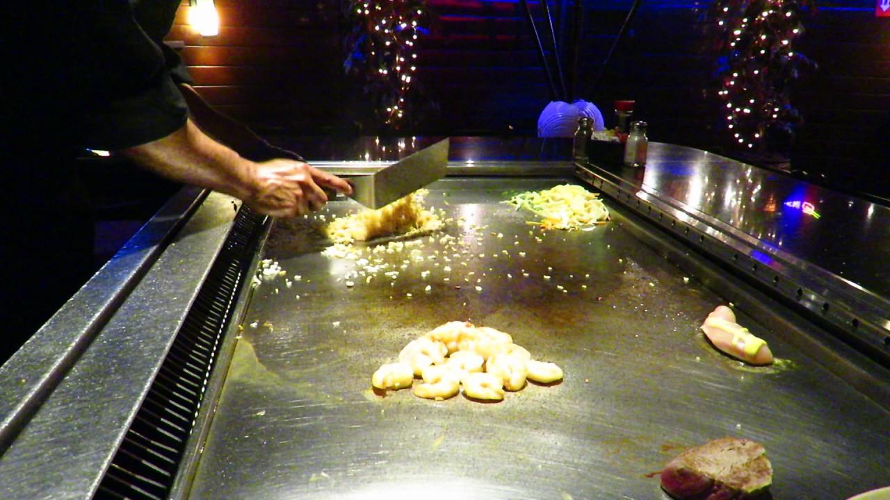 Osaka Japanese Steakhouse, Midland, TX - YouTube