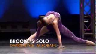 "Dance Moms - Brooke Solo ""Purple Reign"" (Season 4, Episode 7)"