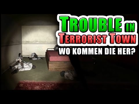 Oh, ne! IMMER Traitor! | Trouble in Terrorist Town! - TTT |