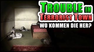 Oh, ne! IMMER Traitor! | Trouble in Terrorist Town! - TTT | Zombey
