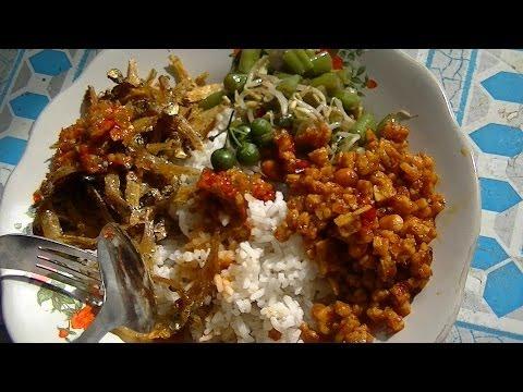 Jakarta Street Food 357 Sunda Special Food Warung Nasi Khas Sunda