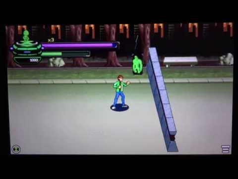 Игра Бен 10 Омниверс на телефон Vengeance of Vilgax - Ben 10 game for Android