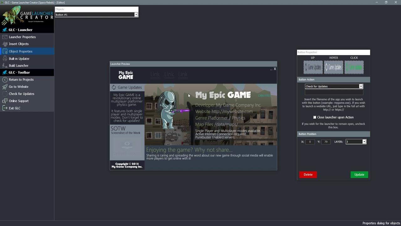 diskless game menu launcher download