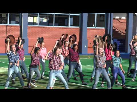 Marist College Family Fair 2016 - Country & Western Dance