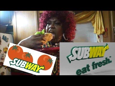HOW TO MAKE HOMEMADE SUBWAY SANDWICH