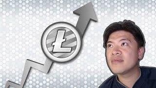 СРОЧНО ПОКУПАЙТЕ ЛАЙТКОИН! Прогноз и курс Лайткоина на 2018 год (прогноз Litecoin курса)