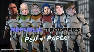 Erstmal Rüstung reparieren# Republic Troopers Pen&Paper Part 14