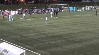 U12-Finale Olympique Marseille -Barcelona O Cantinho Cup in Kembs (F)