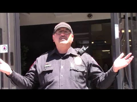 1st Amendment Audit, San Diego Mexican Consulate