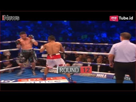[FULL FIGHT RONDE 12] Duel Panas Anthony Crolla Vs. Daud Yordan - Total Boxing 11/11 Mp3