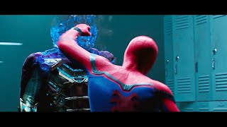 Avengers Infinity War Spider-Man 2 Villain Preview Explained