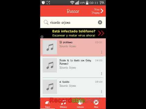 La mejor app de play store para descargar musica