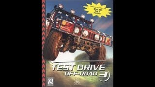 The Joy of Throwback Gaming Test Drive Offroad 3 {Playstation}