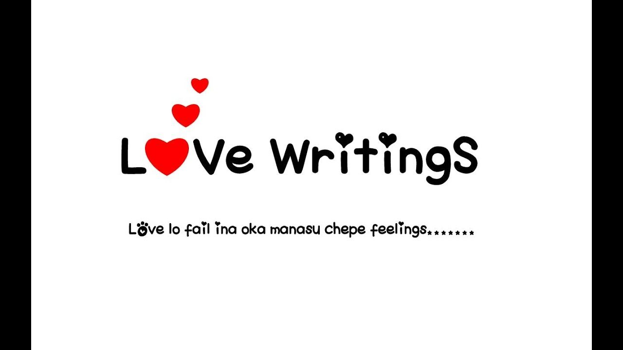 Love writings telugu love letter vamsi krish epic love writings telugu love letter vamsi krish epic entertainers 2017 like comment share spiritdancerdesigns Choice Image