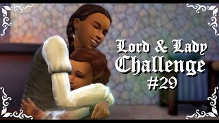 Soulagement - LORD \u0026 LADY Challenge Ep 29 - Les Sims 4 fr