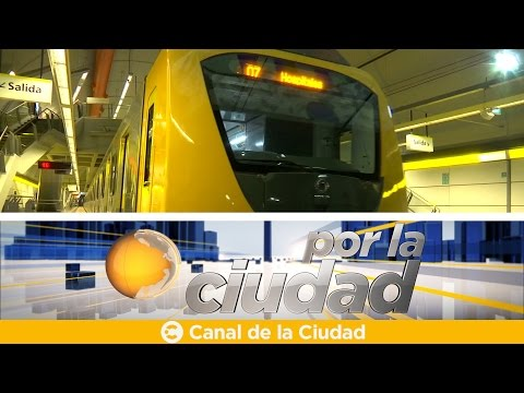 """<h3 class=""""list-group-item-title"""">Se incorporaron nuevas unidades con aire acondicionado en la Línea H de subtes - Por la ciudad</h3>"""