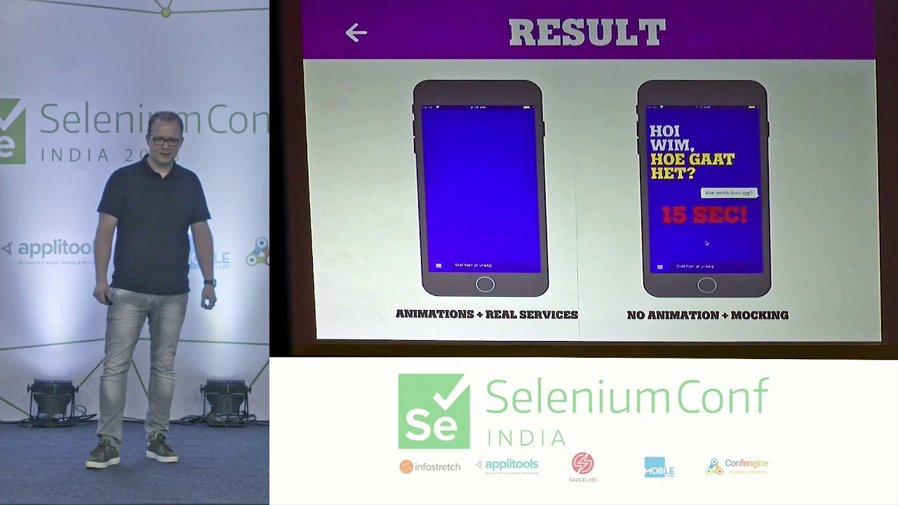 Selenium Conf 2018 - How React Native, Appium and me made