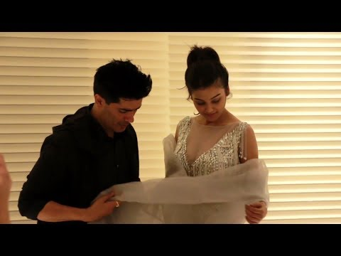 Miss India 2017: BTS Manish Malhotra Fittings & Trials