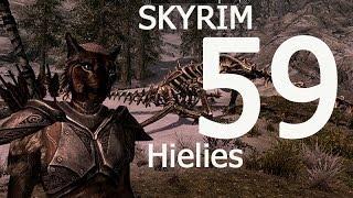 Skyrim 59 Древнее знание Найти Древний свиток Альфтанд Аниматория ч 2 Скайрим