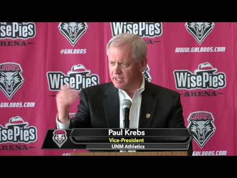4.11.17 Men's Basketball Coach Introduction Press Conference