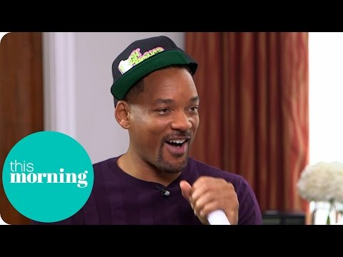 Will Smith Raps With Alison Hammond | This Morning