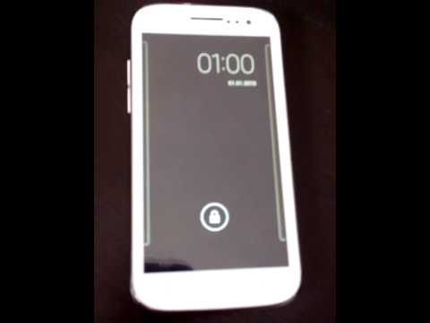 Mobistel T5 / Micromax A116 LCD from aliexpress Part2