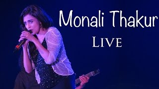 Monali Thakur Live Performance (zara zara touch me)