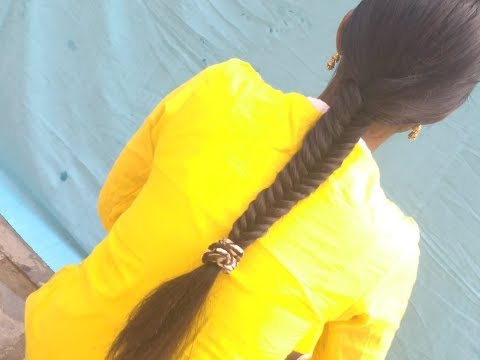French choti hairstyle |  Easy Hairstyles | Suchi Planet