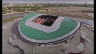Экскурсия в формате 360  «Казань Арена»