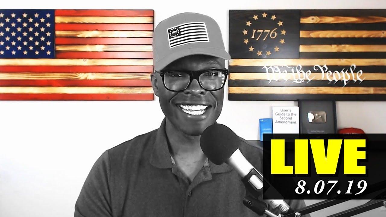 ABL LIVE: El Paso & Dayton, Socialist Convention, Horse Fiasco, Tucker vs Liberal Twitter