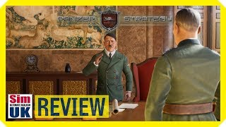 Panzer Strategy FULL Review by Sim UK