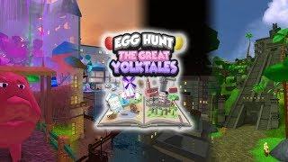 Roblox Egg Hunt 2018 Soundtrack: It Was Us