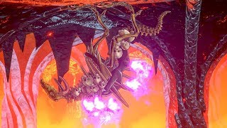 Bloodstained Ritual of the Night - Orobas (No-Damage) Boss Fight