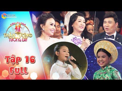 Thần tượng tương lai  tập 16 full: Cẩm Ly, Quang Linh dành cơn mưa lời khen cho Hiền Trân, Nghi Đình