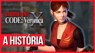 A História de Resident Evil Code Veronica - Enredo com Spoilers