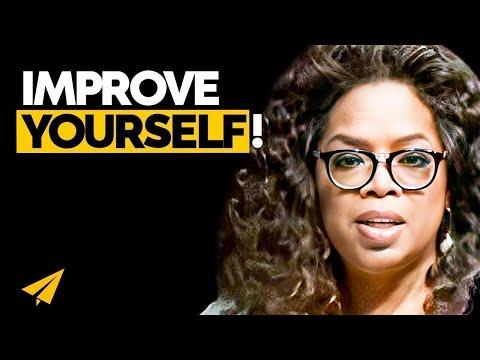 Work on YOURSELF - Oprah Winfrey (@Oprah) - #Entspresso