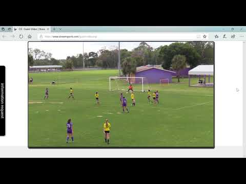 GDA Orlando Pride Boca United U-14 April 14, 2018
